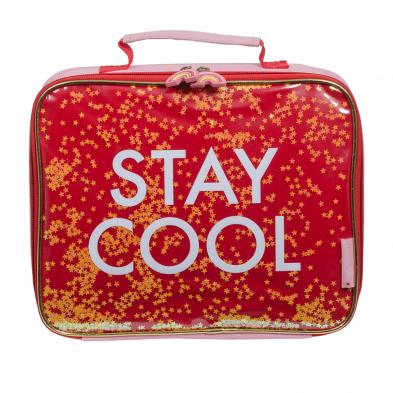 A little lovely company Ισοθερμική τσάντα φαγητού Stay Cool CBGLGO06