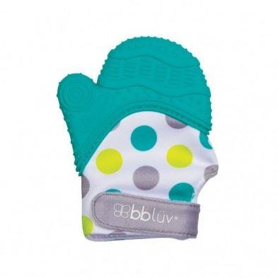 Bbluv Gluv – Παιδικό Γάντι οδοντοφυΐας (τυρκουάζ) B0150-A