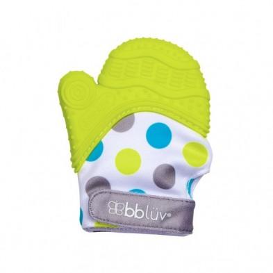 Bbluv Gluv Παιδικό γάντι οδοντοφυΐας (πράσινο) B0150-L