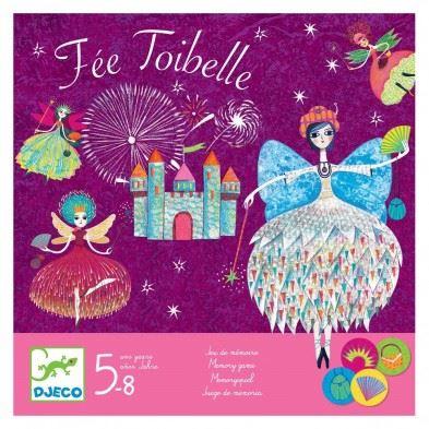Djeco Επιτραπέζιο 'Fee Toitibelle' 08456