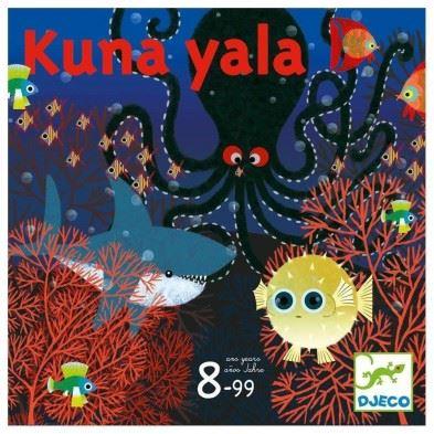 Djeco Επιτραπέζιο 'Kuna yala' 08478