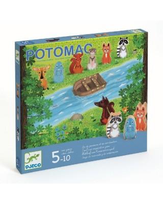 Djeco Επιτραπέζιο 'Potomac' 08407