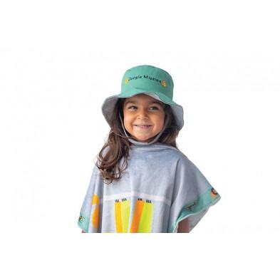 FlapJackKids  Καπέλο Διπλής Όψης UPF 50+ Tiger/Safari Truck (Cotton) FJKSH829
