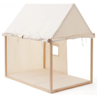KIDS CONCEPT Ξύλινο σπιτάκι Montessori (φυσικό)