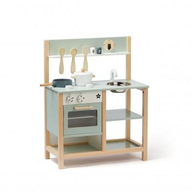 Kids Concept Κουζίνα παιχνιδιού (πράσινο) ΚC1000511