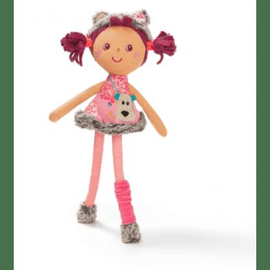 Lilliputiens Κούκλα μίνι Σεζάρια LΙ86744