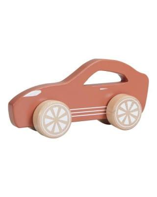 Little Dutch Ξύλινο αυτοκινητάκι σπορ (κόκκινο) LD7001