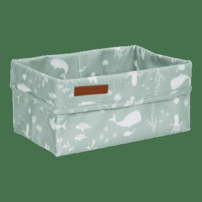 Little Dutch Καλάθι αλλαξιέρας μεγάλο Ocean Mint  LD30520610
