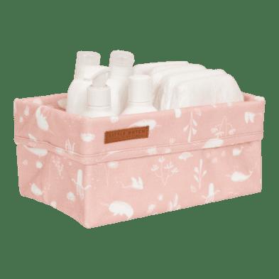 Little Dutch Καλάθι αλλαξιέρας μεγάλο Ocean Pink LD30520650
