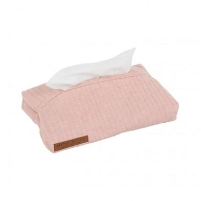 Little Dutch Υφασμάτινη θήκη για μωρομάντηλα Pure Pink LD30330150