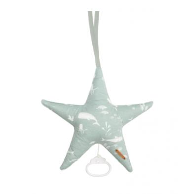 Little Dutch Μουσικό αστέρι Ocean Mint 27 Χ 27 LD20320610