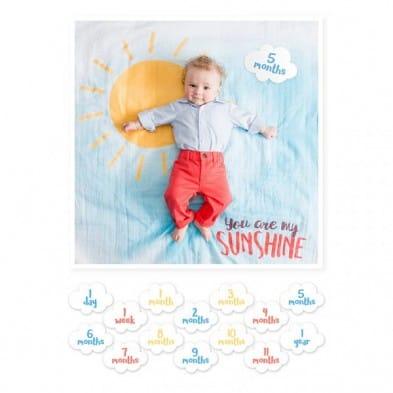 Lulujo  You Are My Sunshine Θεματική Μουσελίνα LJ588