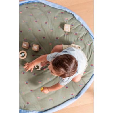 Play and Go Στρώμα παιχνιδιού μαλακό - τσάντα 2 σε 1 Ping Pong ΡG300438