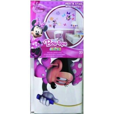 "RoomMates Αυτοκόλλητα τοίχου ""Minnie & Daisy"" RΜΚ1666"