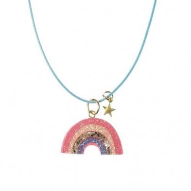 "Rockahula Παιδικό κολιέ ,""Γλυκό Ουράνιο Τόξο"" N1350M"