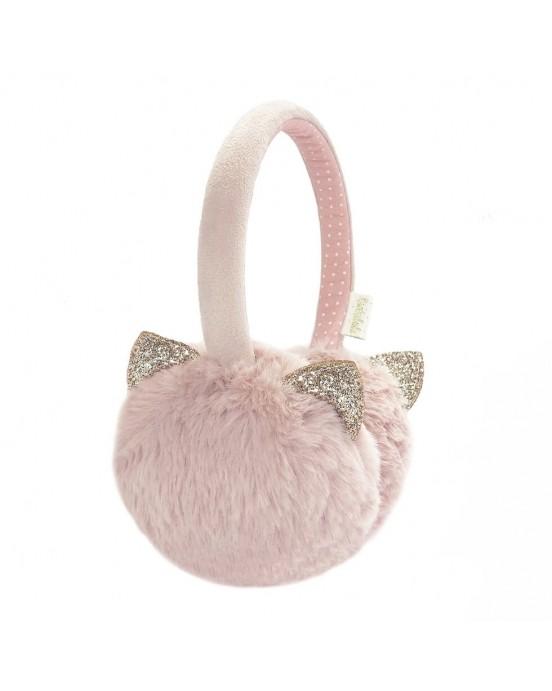 Rockahula Αυτάκια Cleo Cat Earmuffs Ροζ  T1493P