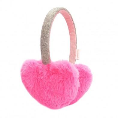 Rockahula Αυτάκια Καρδιές Love Heart  T1495P