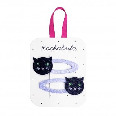 Rockahula Κλιπς Μαύρες γάτες HAL412