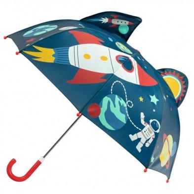 Stephen Joseph  Παιδική Ομπρέλα Τρισδιάστατη Space SJ104698