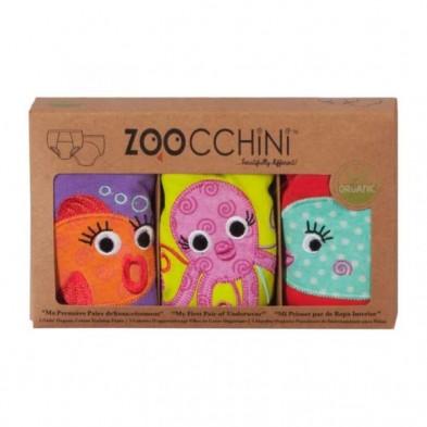 Zoocchini Εκπαιδευτικά Βρακάκια – Ocean Friends Girls ZOO140xx