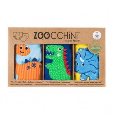 Zoocchini Εκπαιδευτικά Βρακάκια – Jurassic Pals ZOO700X-1