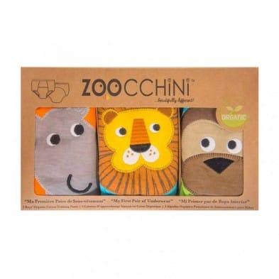Zoocchini Εκπαιδευτικά Βρακάκια – Safari Friends  ZOO700X